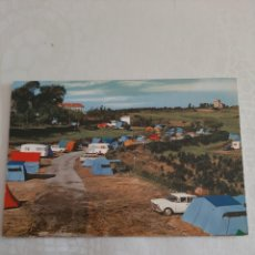 Postales: 1966 CAMPING DE IGUALADA FOURNIER FITO CHAROLA SAN SEBASTIÁN. Lote 213902705