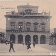 Cartoline: IRUN (GUIPUZCOA) - CASA CONSISTORIAL. Lote 214191388