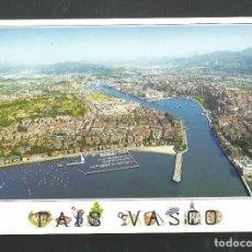 Postales: POSTAL SIN CIRCULAR- PAIS VASCO 1511 - EUSKAL HERRIA - LAS ARENAS - PORTUGALETE - EDITA A.M. Lote 214212610