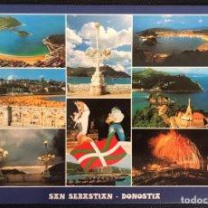 Postales: POSTAL SAN SEBASTIAN - DONOSTIA- MANIPEL 107. Lote 216354858