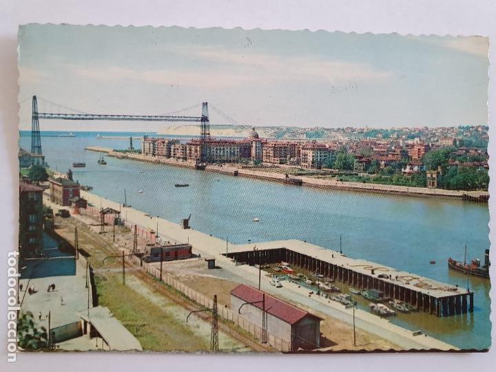 PORTUGALETE - VISTA DE LAS ARENAS Y ALGORTA - LMX - PV5 (Postales - España - País Vasco Moderna (desde 1940))