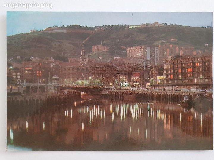BILBAO - RÍA Y AYUNTAMIENTO - LMX - PV6 (Postales - España - País Vasco Moderna (desde 1940))