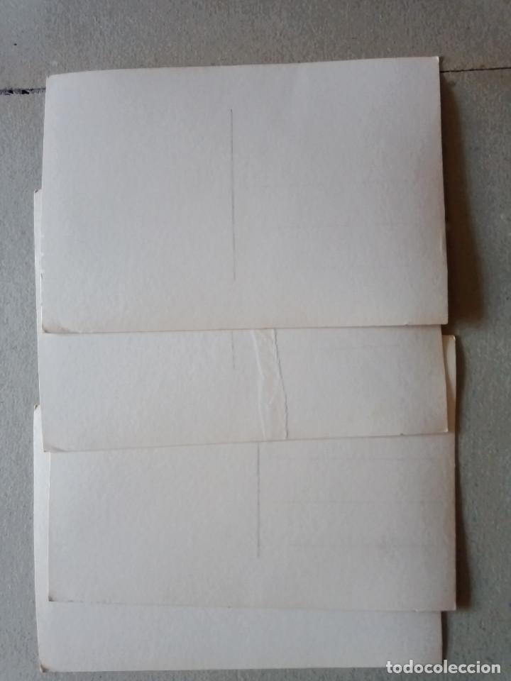 Postales: P-293.- LOTE DE -- 4 -- POSTALES DE -- PLENCIA-- ( VIZCAYA ) LA RIA, VISTA PARCIAL , LA PLAYA , VER - Foto 5 - 217930848