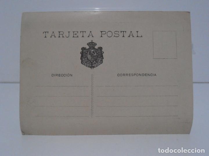 Postales: ANTIGUA POSTAL, CESTONA, GRAN HOTEL OYARZABAL, SALON, TARJETA POSTAL - Foto 2 - 218065588