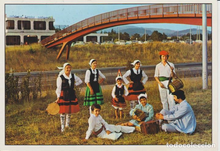(128) TIPICO VASVO (Postales - España - País Vasco Moderna (desde 1940))