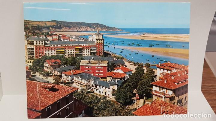 ANTIGUA POSTAL FUENTERRABÍA. 1967 (Postales - España - País Vasco Moderna (desde 1940))