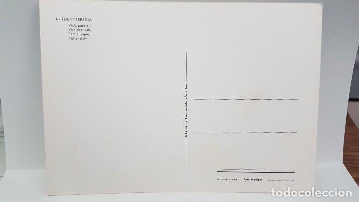 Postales: ANTIGUA POSTAL FUENTERRABÍA. 1967 - Foto 2 - 218430138