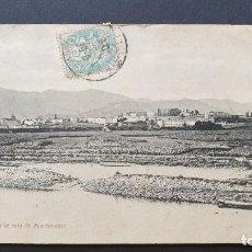 Postales: FUENTERRABIA - HONDARRIBIA - GUIPUZCOA POSTAL ANTIGUA ORIGINAL. Lote 220071918