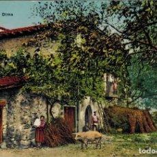 Postais: CASA TORRE DE DIMA. CLICHÉ LUX, EDICIÓN L.G.. Lote 220617887