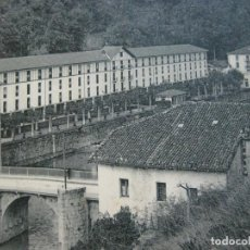 Postales: ZESTOA-CESTONA-ALAMEDA DEL BALNEARIO-EDITOR A.SANTOS-POSTAL ANTIGUA-(74.667). Lote 220890870