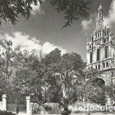 Postales: ANTIGUA POSTAL Nº 1010 BILBAO BASILICA DE NTRA SRA DE BEGOÑA FOTO A ABADAL. Lote 221115315