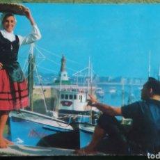Postales: POSTAL N°2006 PUERTO SANTURCE VIZCAYA. Lote 221283531