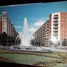 Postales: Nº 39146 POSTAL SAN SEBASTIAN FUENTE DE LOS CATALANES ENSANCHE DE AMARA. Lote 221318810