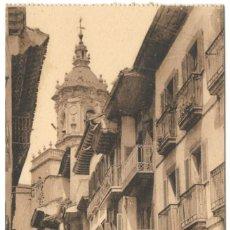 Postales: POSTAL - FUENTERRABIA - CALLE MAYOR. EDICIÓN LA ESPAÑOLA.. Lote 221319268