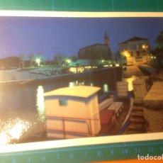 Postales: POSTAL MUNDAKA - BIZKAIA - EUSKADI - GAU IKUSPEGI - VISTA NOCTURNA - NIGHT VIEW MUNDAKA. Lote 221593081