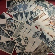 Postales: FUENTERRABÍA. 48 POSTALES ANTIGUAS. REPETITIVAS. Lote 221605791