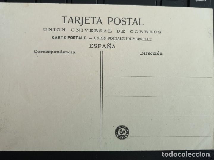 Postales: PRECIOSA POSTAL IRUN CALLE MAYOR EDIC E. J. G. GUIPUZCOA PAIS VASCO MUY ANIMADA COCHES CABALLOS - Foto 2 - 104027883