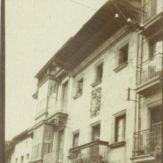 Postales: ELORRIO. CASA NATAL DEL BEATO Y MARTIR FRAY VALENTIN DE BERRIO-OCHOA. H. 1910. PIEZA ÚNICA.. Lote 221701551