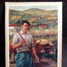 Postales: TARJETA POSTAL FOURNIER VITORIA 1958 LEER DESCRIPCION. Lote 221847461