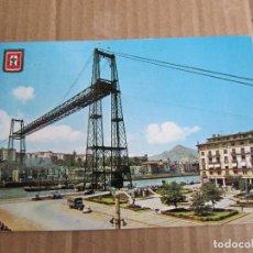 Postales: Nº 2 LAS ARENAS. PUENTE COLGANTE DE VIZCAYA. Lote 221934763
