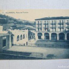Postales: VILLARREAL-PLAZA DEL FRONTON-THOMAS-POSTAL ANTIGUA-(75.109). Lote 222079397