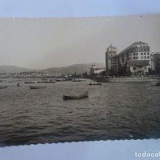Postales: POSTAL FOTOGRÁFICA, FUENTERRABÍA, VISTA PARCIAL, VER FOTOS. Lote 222104373