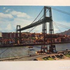 Postales: LAS ARENAS (VIZCAYA) POSTAL NO.57, PUENTE DE VIZCAYA. EDIC, GARCIA GARRABELLA (H.1960?) S/C. Lote 222174197
