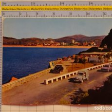 Postales: POSTAL DE GUIPÚZCOA. AÑO 1972. ZARAUZ VISTA PANORÁMICA. 186 GAR. FURGONETA CITROEN 2CV. 1063. Lote 222490427