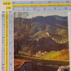 Postales: POSTAL DE GUIPÚZCOA. AÑO 1975. ARANZAZU VISTA GENERAL DEL SANTUARIO. 43 GARRABELLA. 1067. Lote 222490757