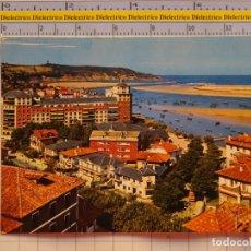 Postales: POSTAL DE GUIPÚZCOA. AÑO 1969. FUENTERRABÍA, VISTA PARCIAL. 4 FOURNIER. 1070. Lote 222490972