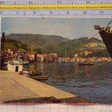 Postales: POSTAL DE GUIPÚZCOA. AÑO 1960. PUERTO DE PASAJES 9218 CAMPAÑA. 1086. Lote 222494932