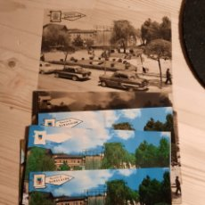 Postales: BARACALDO / PLAZA AVDA. ARGENTINA / POSTAL , NEGATIVOS Y PRUEBAS DE COLOR / EDICIONES PERGAMINO. Lote 223488233
