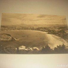 Postales: SAN SEBASTIAN N. 26 . VISTA PANORAMICA . FOTO ABADOL, CIRCULADA.. Lote 223889966