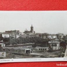 Postales: FUENTERRABIA - HONDARRIBIA GUIPÚZCOA POSTAL ANTIGUA ORIGINAL. Lote 224623625