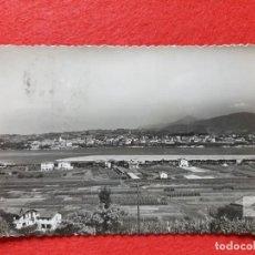 Postales: FUENTERRABIA - HONDARRIBIA GUIPÚZCOA POSTAL ANTIGUA ORIGINAL. Lote 224624082