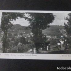 Cartoline: IRUN GUIPUZCOA BEHOBIA VISTA GENERAL. Lote 224761906