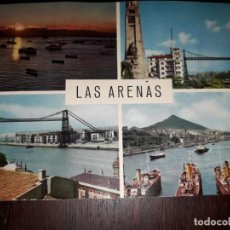 Postales: Nº 41036 POSTAL LAS ARENAS VIZCAYA. Lote 225364915