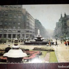 Postales: Nº 41044 POSTAL BILBAO PLAZA DE FEDERICO MOYUA. Lote 225367443
