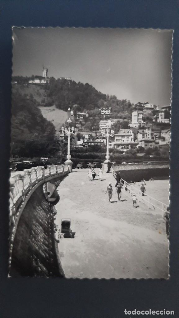 LOTE 281120.-36 POSTAL SAN SEBASTIAN VISTA GENERAL DEL MONTE IGUELDO DANIEL ARBONES (Postales - España - Pais Vasco Antigua (hasta 1939))