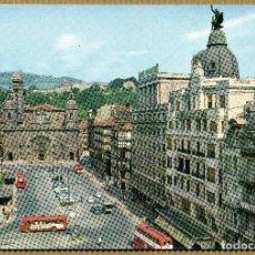 Postais: POSTAL BILBAO - ARENAL E IGLESIA DE SAN NICOLAS. Lote 227625935