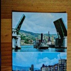 Postales: POSTAL - BILBAO - LA RIA.. Lote 228011620