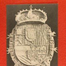 Postales: FUENTERRABIA ESCUDO CABO HIGUER - POSTAL ANTIGUA ORIGINAL -. Lote 231099515