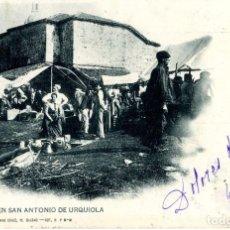 Postais: VIZCAYA. CHOSNAS EN SAN ANTONIO DE URQUIOLA. 1006 LANDÁBURU HERMANAS. Lote 231393585