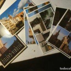 Postales: VITORIA-GASTEIZ, AYUNTAMIENTO DE VITORIA 1995. CONJUNTO DE 10 POSTALES.. Lote 232743430