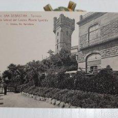 Postales: SAN SEBASTIÁN CASINO MONTE IGUELDO. Lote 234993765