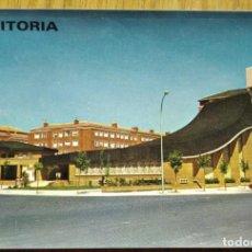 Postais: VITORIA - PARROQUIA VIRGEN DEL PILAR - CALLE PARAGUAY. Lote 235510730