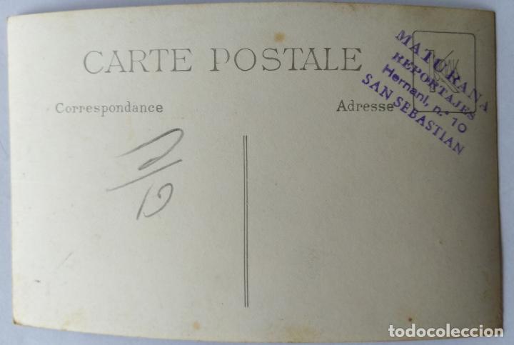 Postales: SAN SEBASTIAN POSTAL FOTOGRAFICA MATURANA REPORTAJES - Foto 2 - 236135655
