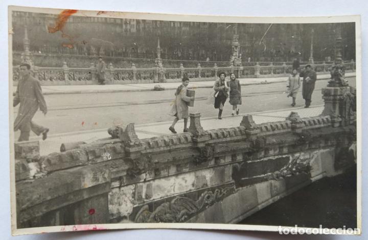 SAN SEBASTIAN POSTAL FOTOGRAFICA MATURANA REPORTAJES (Postales - España - Pais Vasco Antigua (hasta 1939))