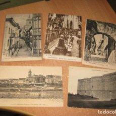 Postales: 11 POSTALES DE FUENTERRABIA. Lote 236957430