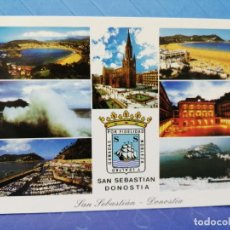 Postales: POSTAL SAN SEBASTIÁN, DONOSTIA MANIPEL. Lote 237024815